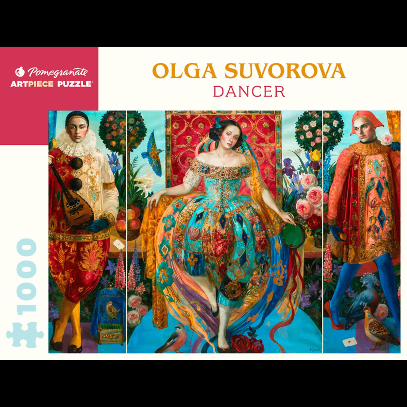 Pomegranate Puzzles Dancer, Olga Suvorova 1000pc