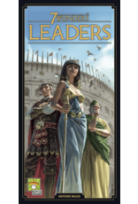Asmodee 7 Wonders: Leaders (New Edition)