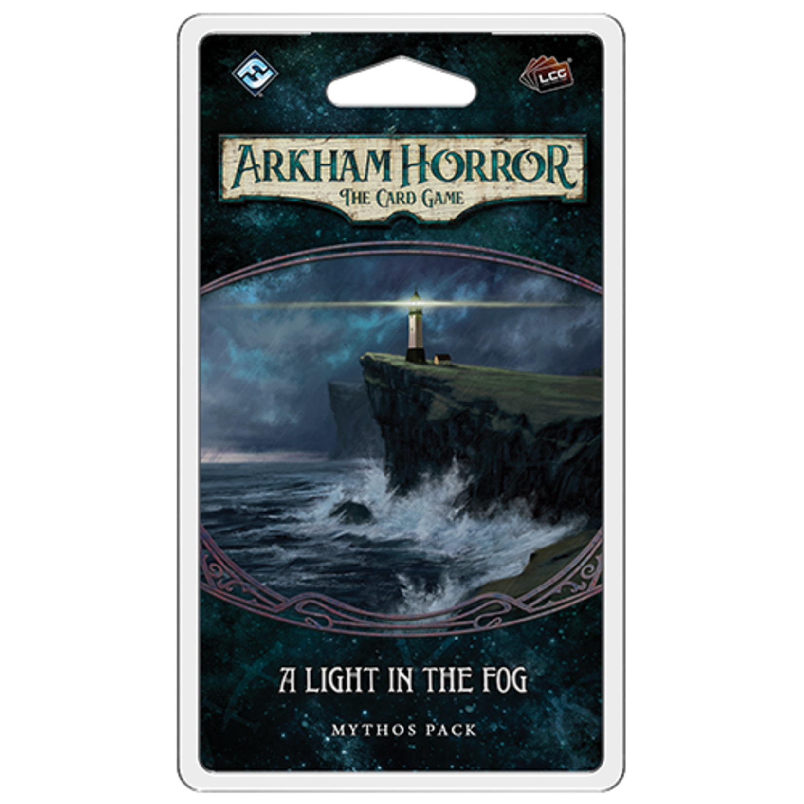 Fantasy Flight Games Arkham LCG: A Light in the Fog