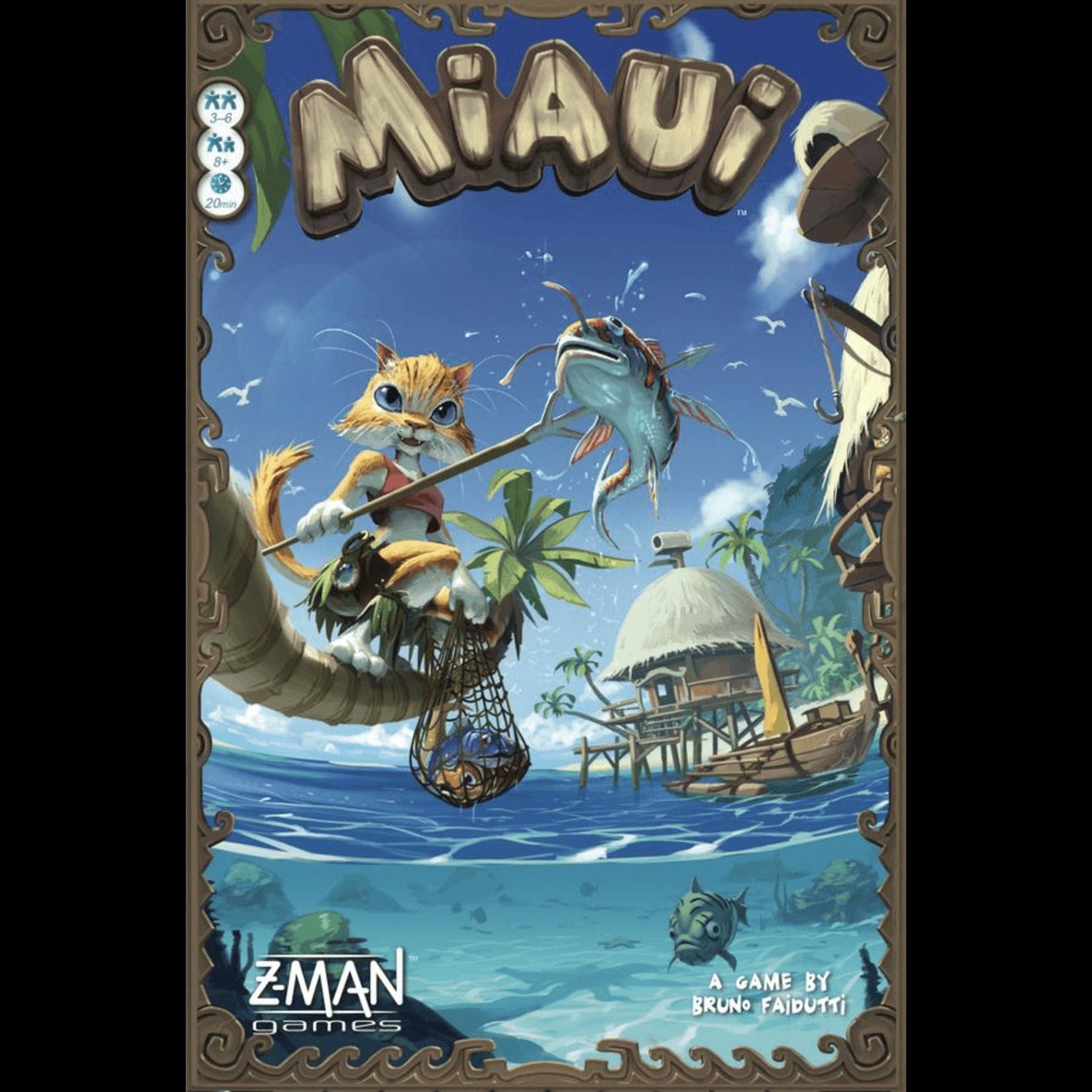 Z-Man Games Miaui