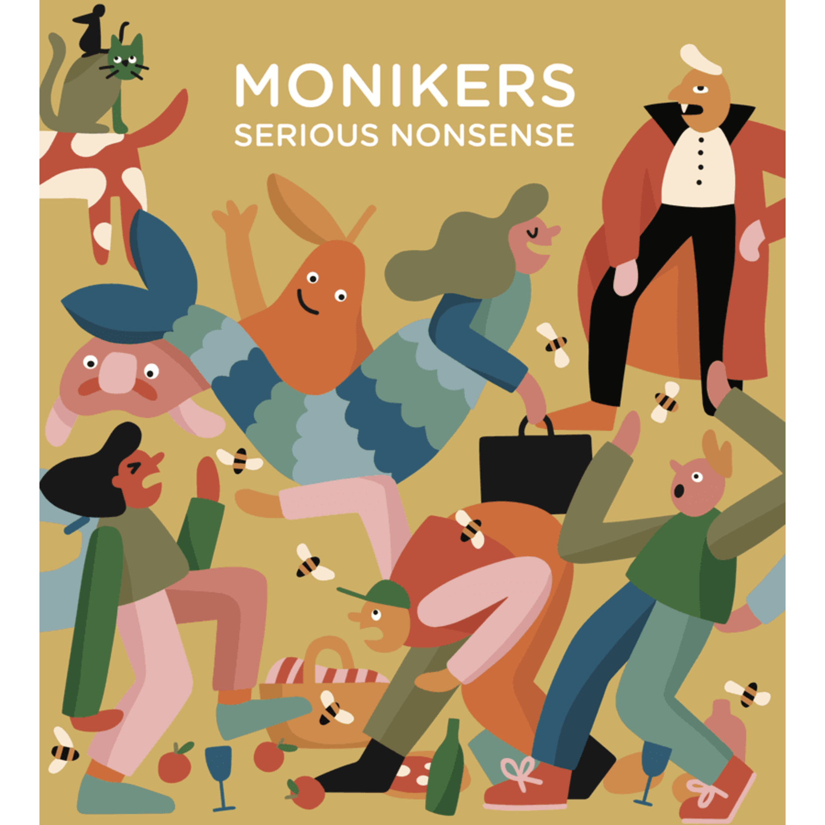 Monikers: Serious Nonsense SUSD