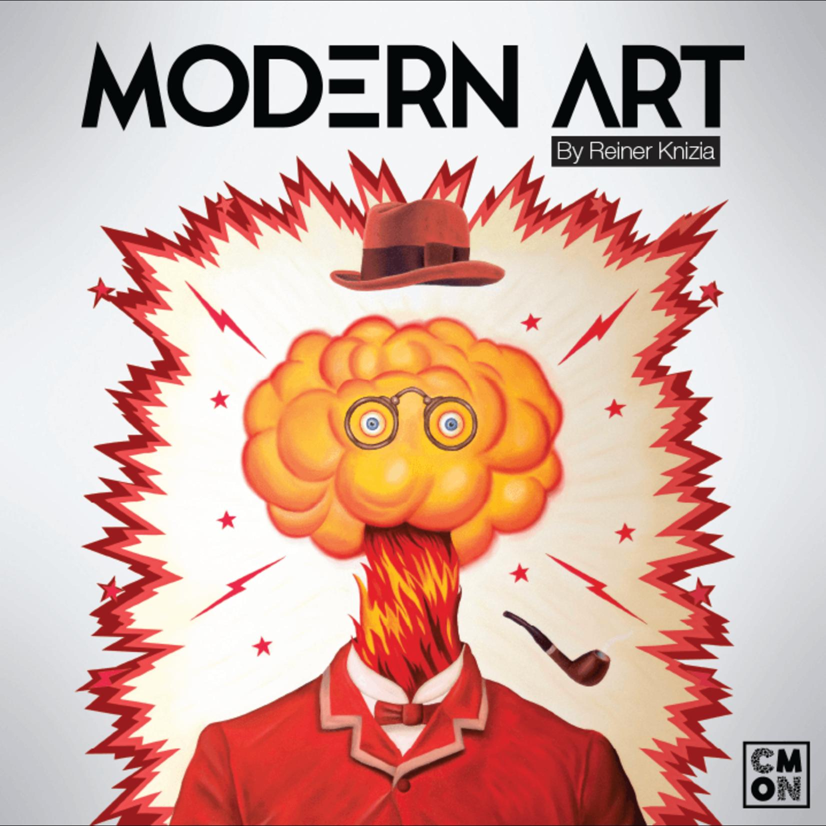 CMON Modern Art