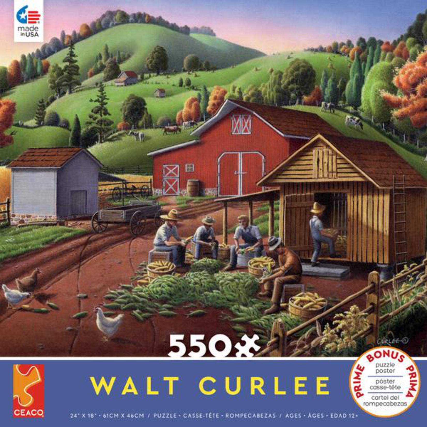 CEACO Corn Shuckers WC 550pc