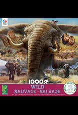 CEACO Elephant Collage Wild 1000pc