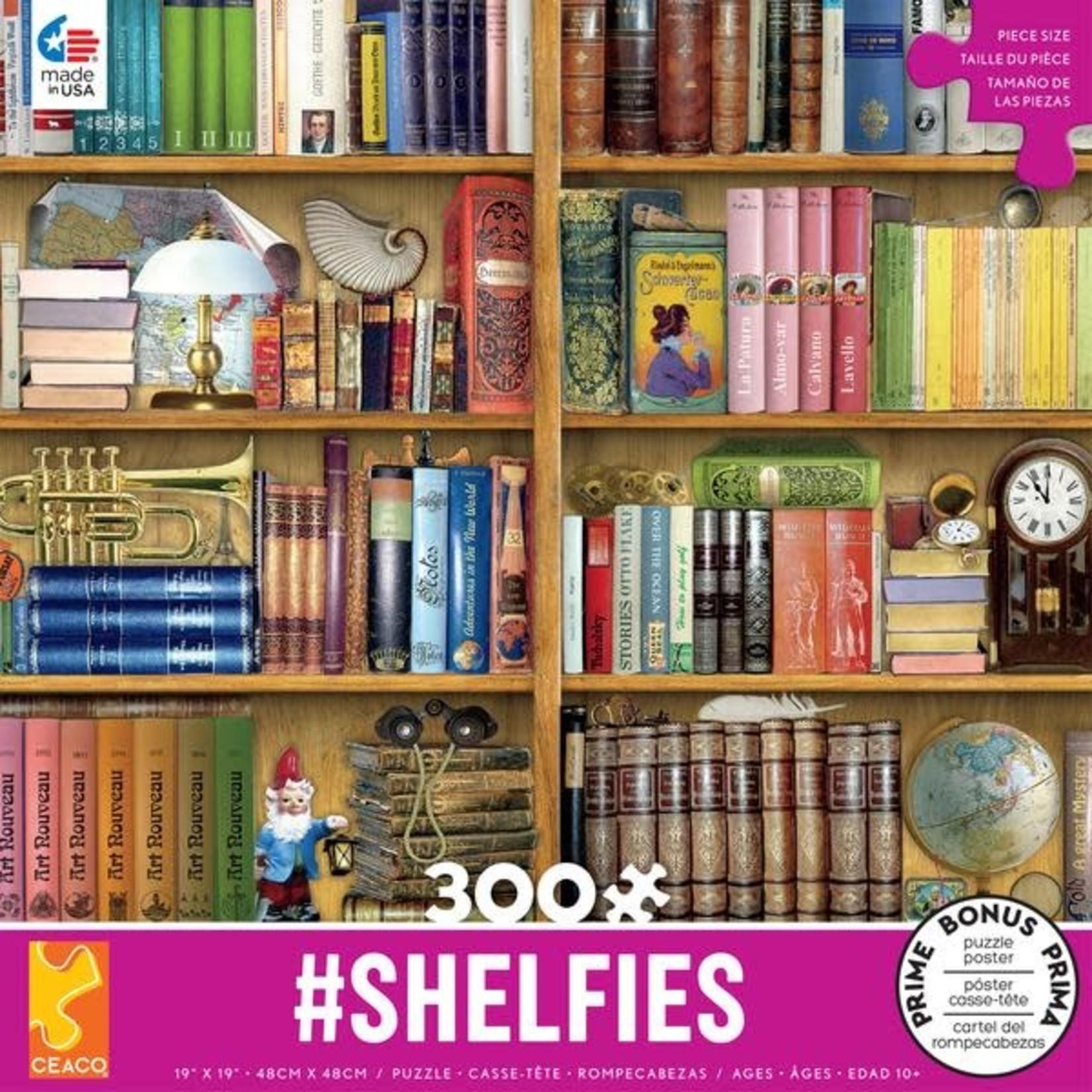 CEACO Library Shelf 300pc