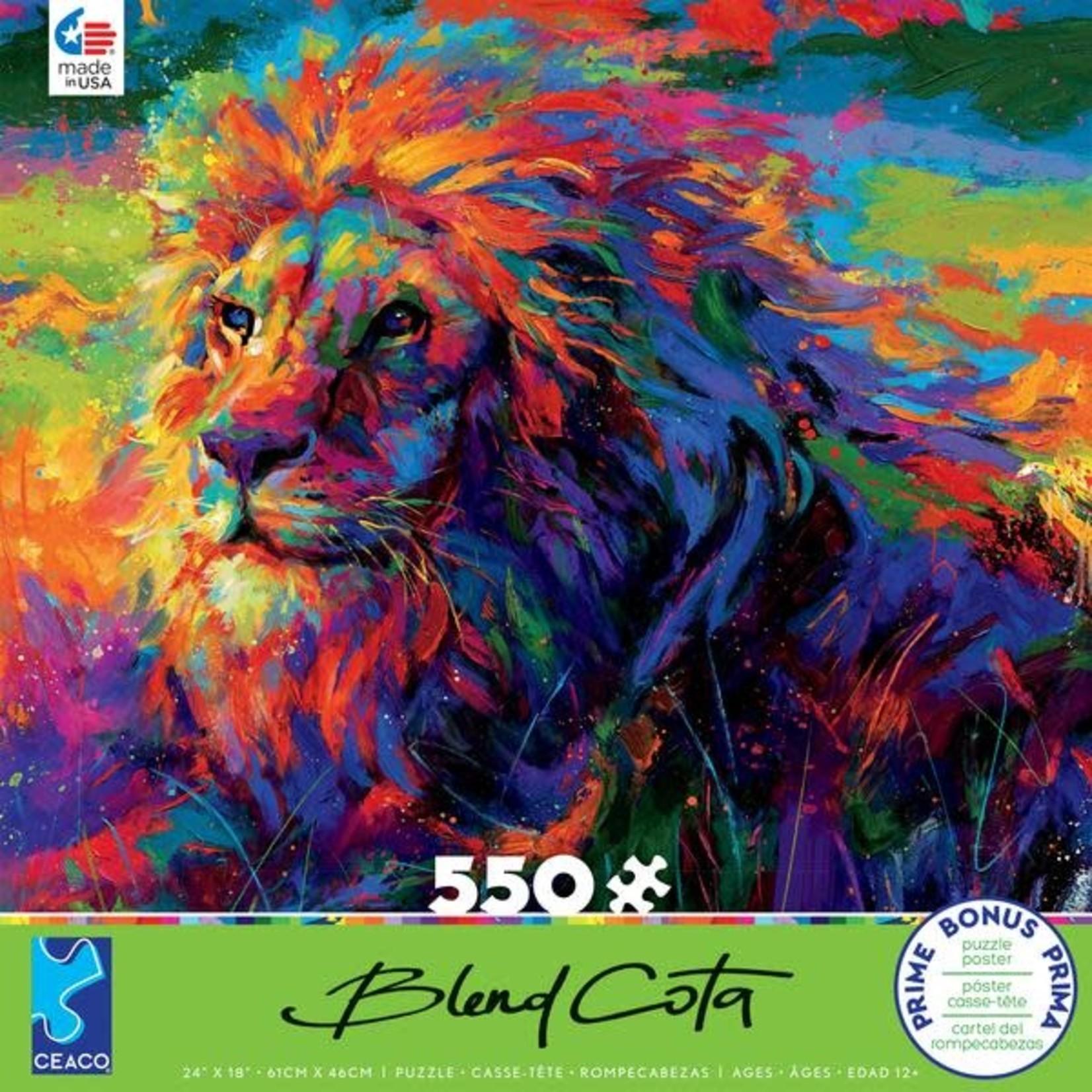 CEACO Lion Pride BC 550pc