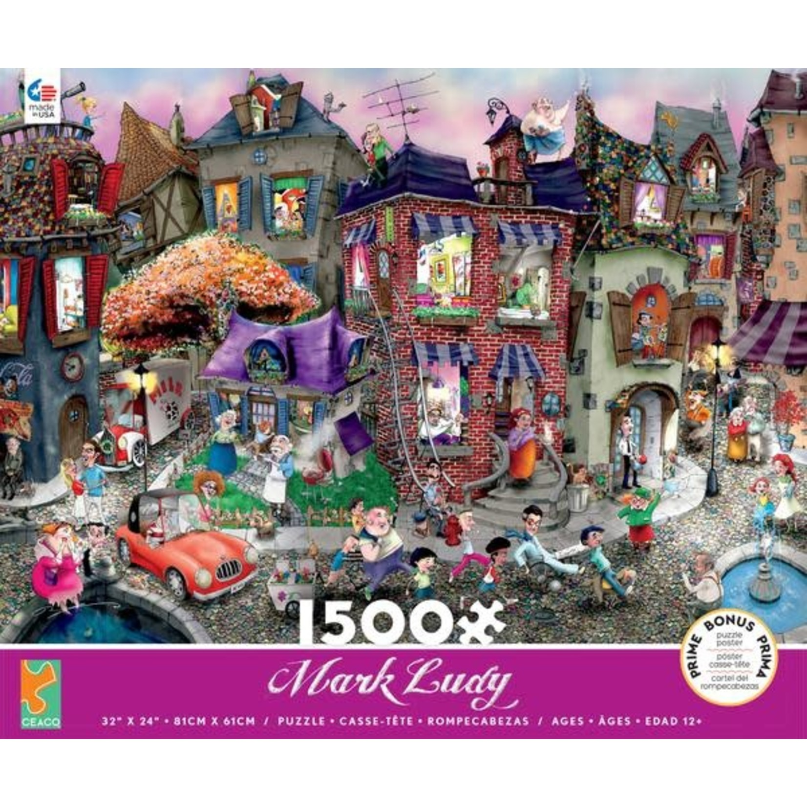 CEACO Mark Ludy 1500pc