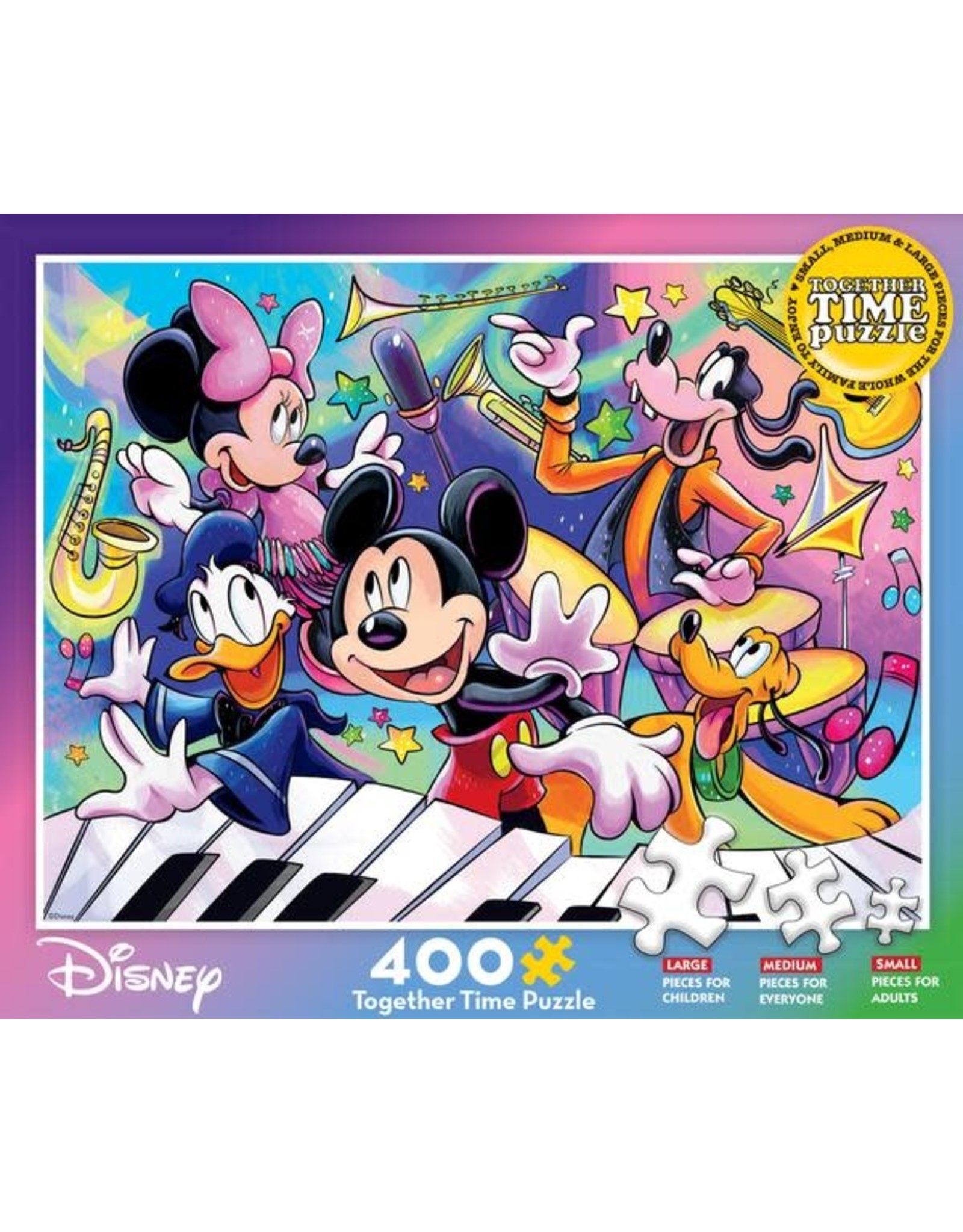 CEACO Mickey Music DTT 400pc