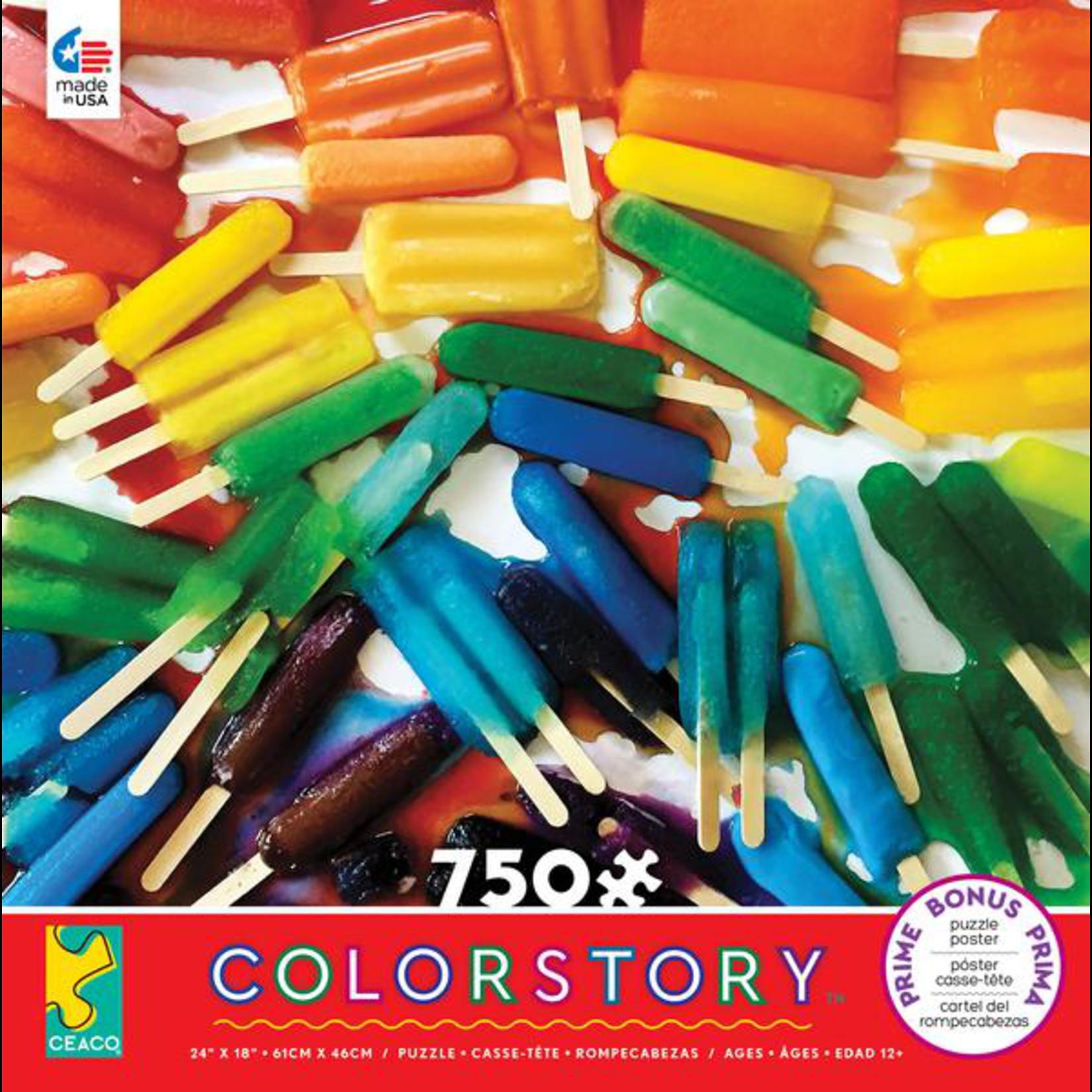 CEACO Popsicles CS 750pc