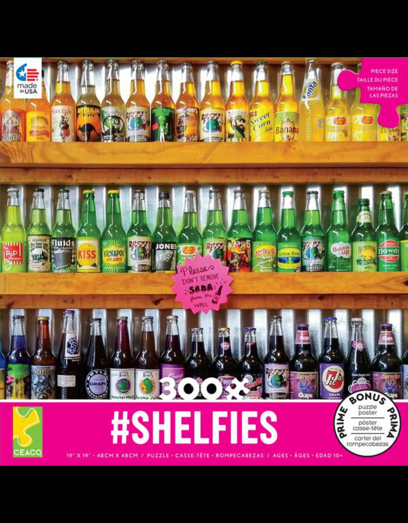 CEACO Soda Shelf 300pc
