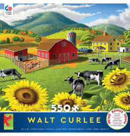 CEACO Sunflowers WC 550pc