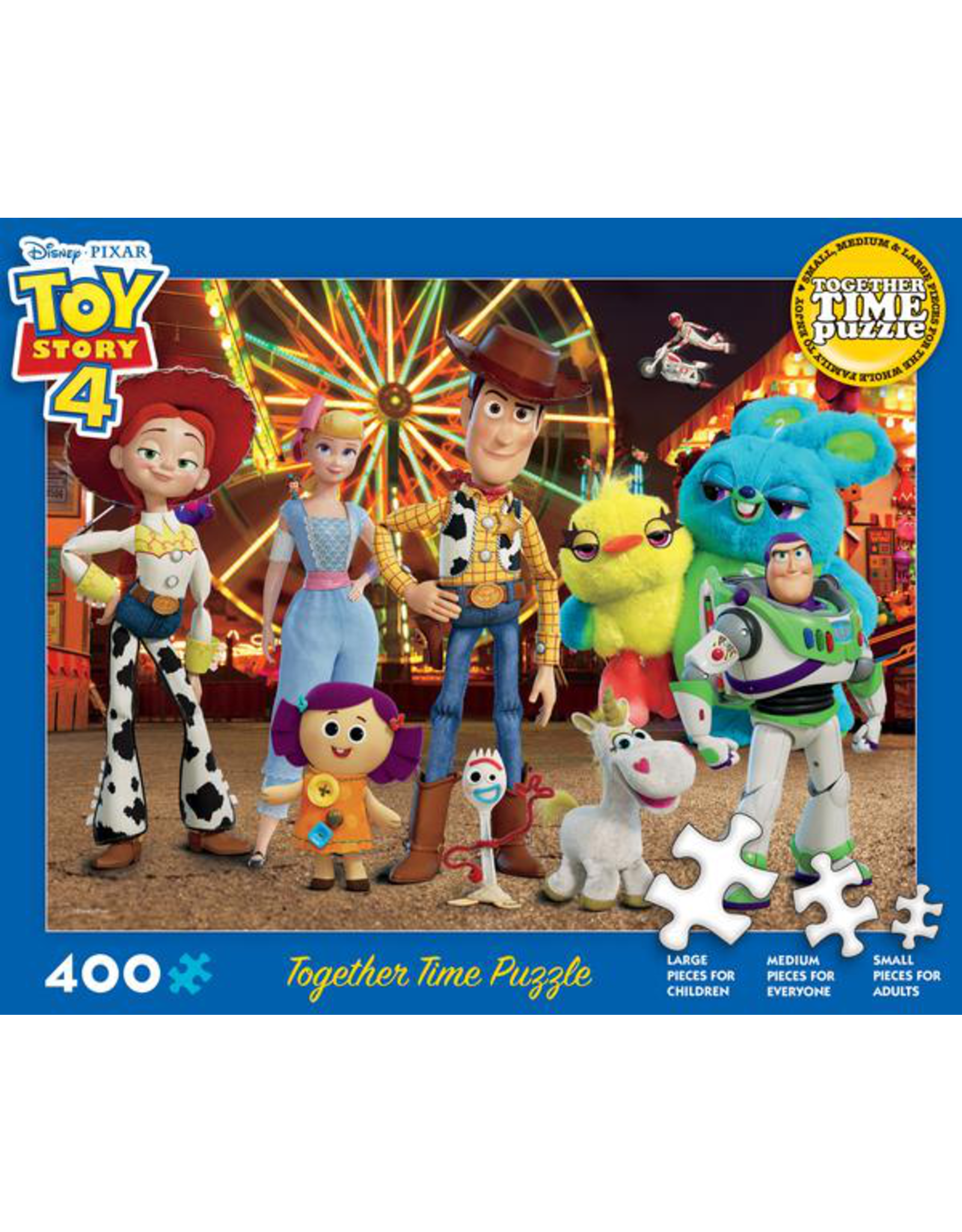 CEACO Toy Story 4 DTT 400pc