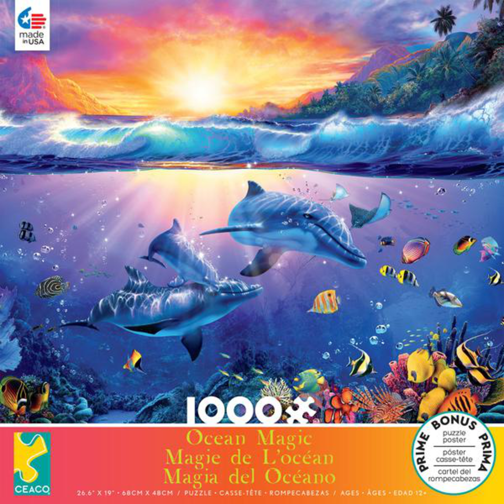 CEACO Twilight OM 1000pc