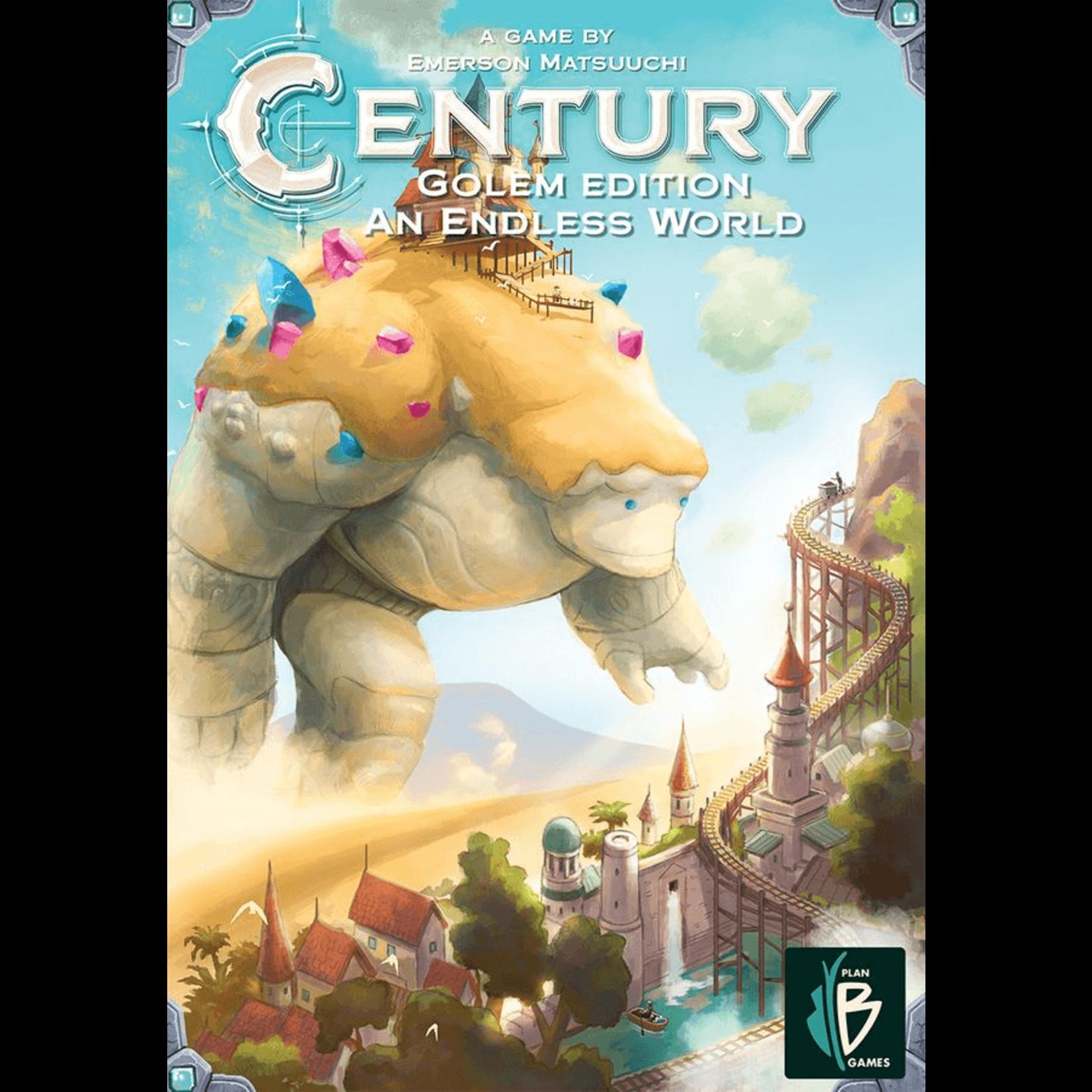 Plan B Games Century: Golem An Endless World