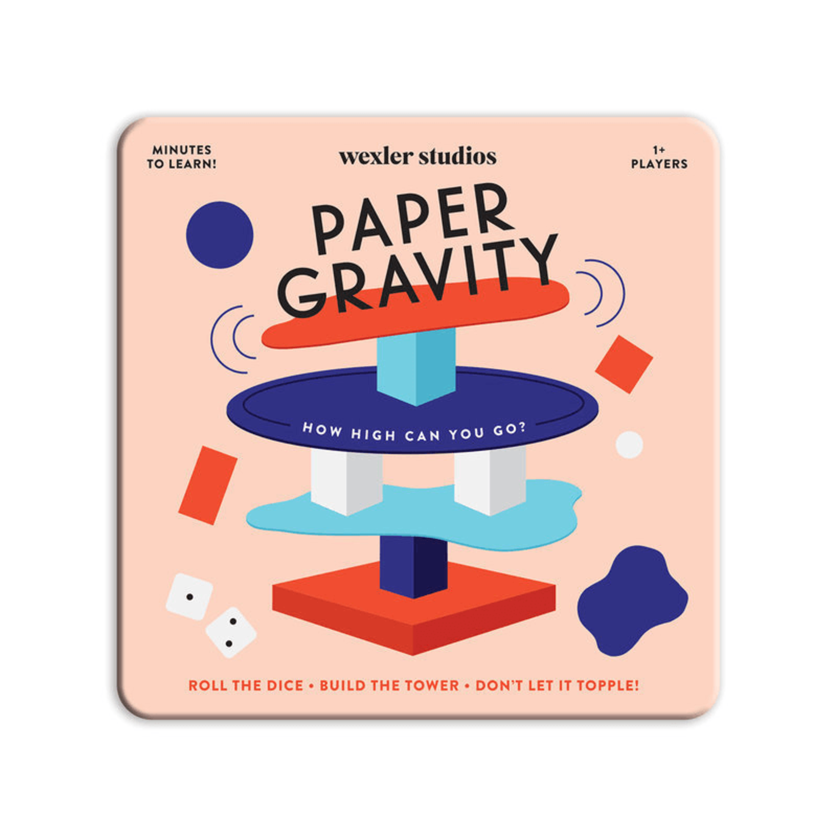 Chronicle Books Paper Gravity