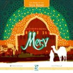 Osprey Merv - The Heart of the Silk Road