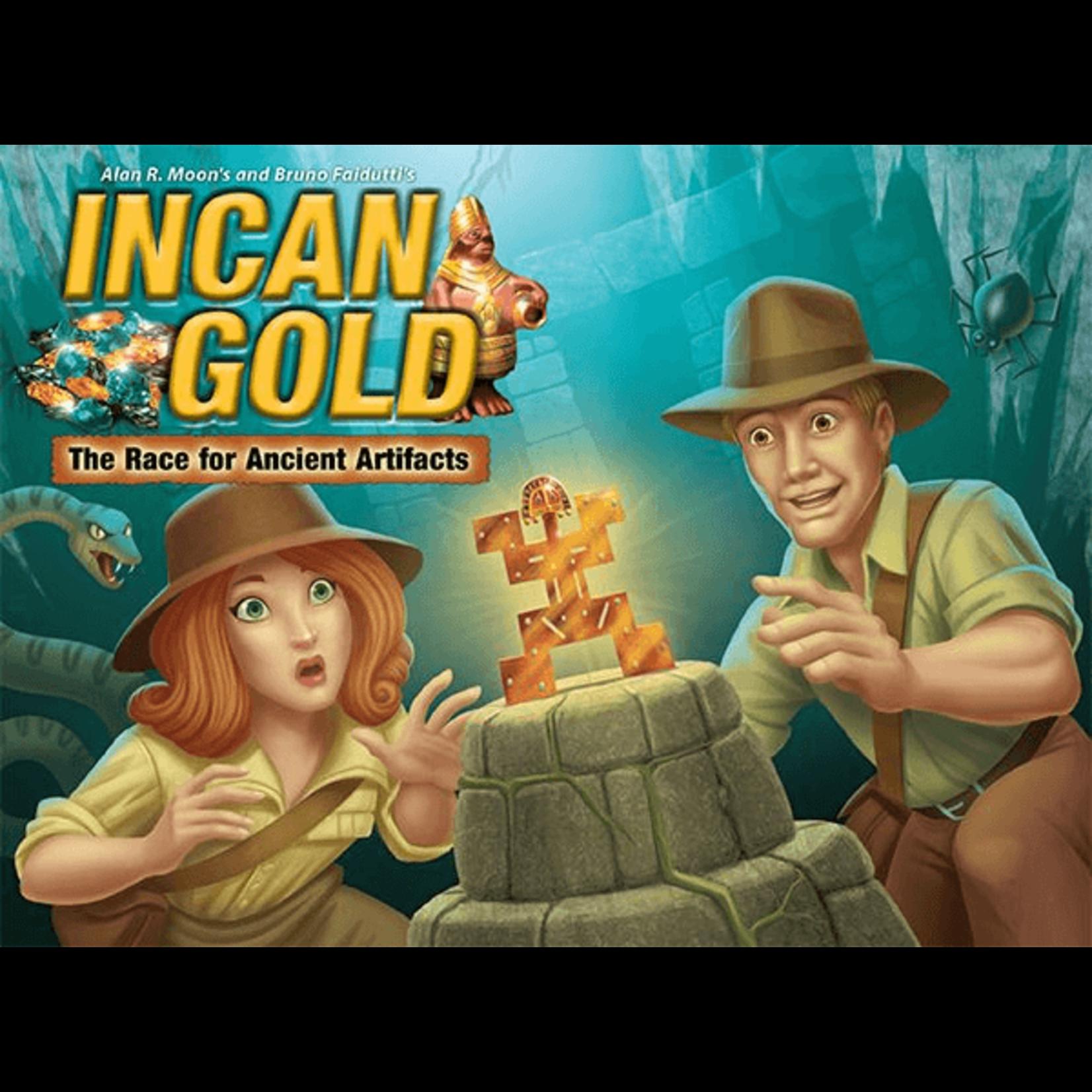 Eagle-Gryphon Incan Gold