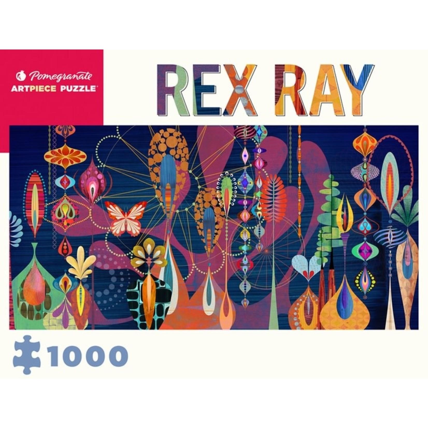 Pomegranate Puzzles Rex Ray 1000pc