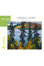 Pomegranate Puzzles Montreal River, LS Harris 1000pc