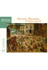 Pomegranate Puzzles Children's Games, P Bruegel 2000pc