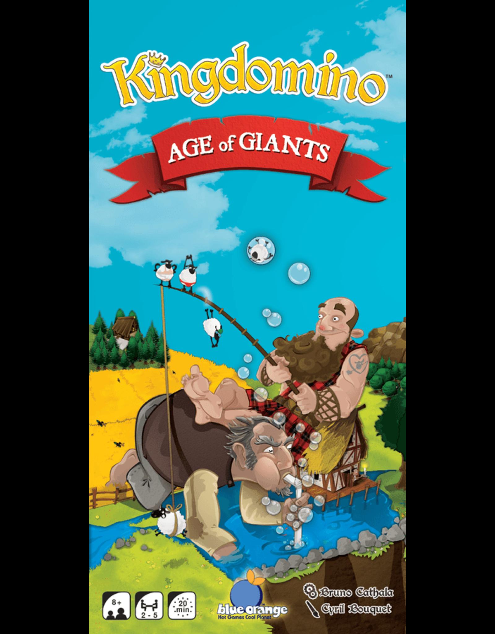 Blue Orange Games Kingdomino: Age of Giants Exp