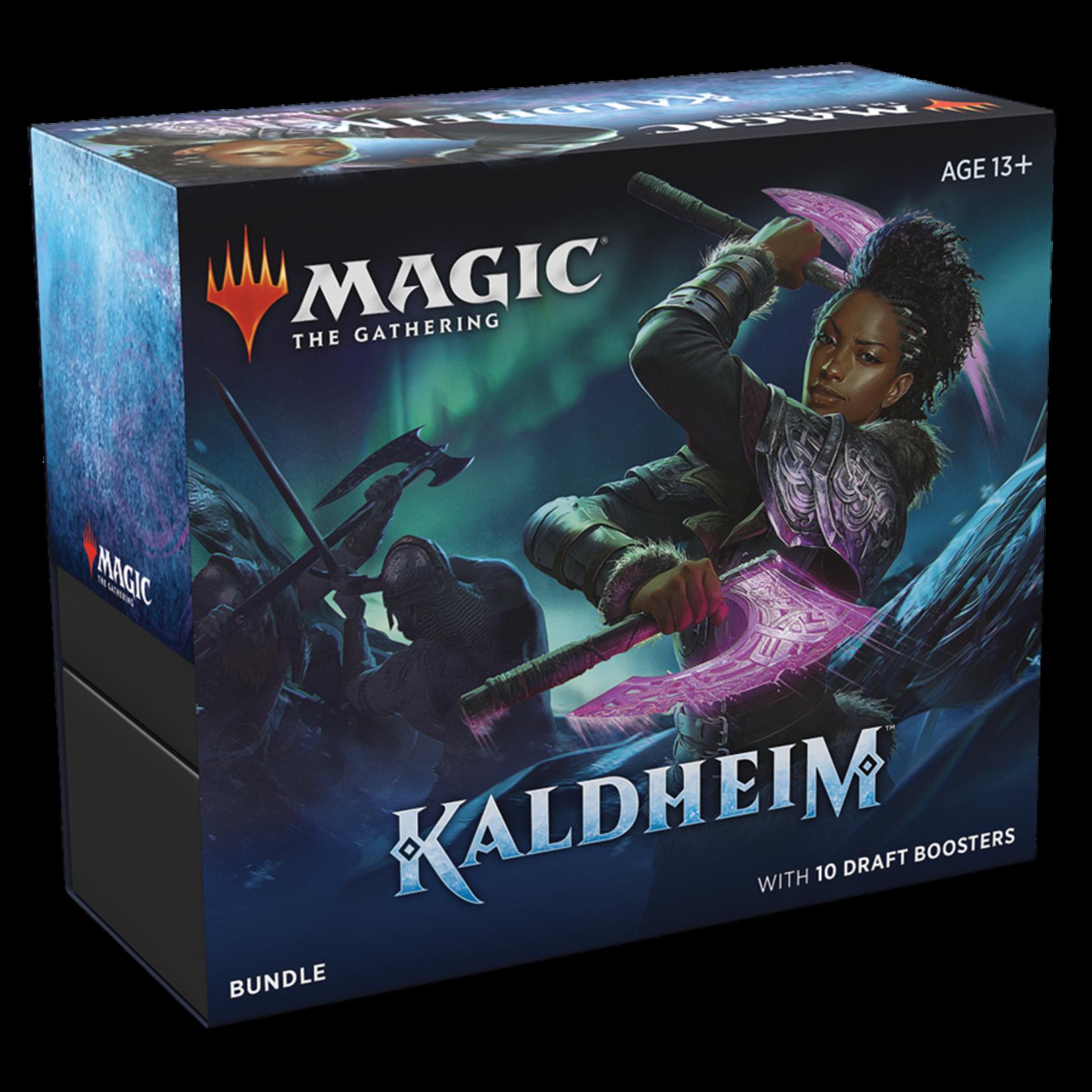 Wizards of the Coast MTG: Kaldheim Bundle