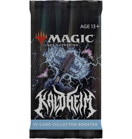 Wizards of the Coast MTG: Kaldheim Collector Bstr