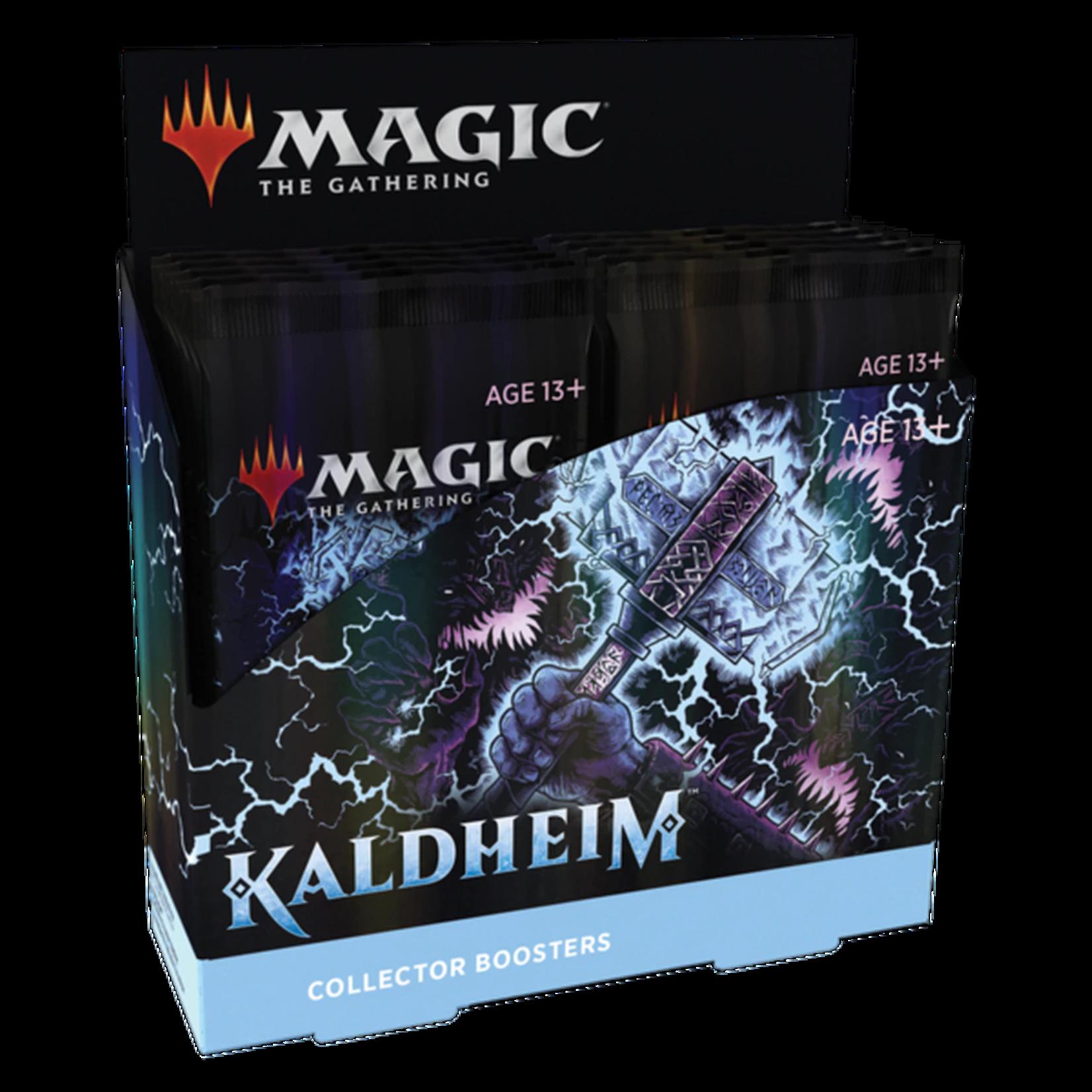 Wizards of the Coast MTG: Kaldheim Collector Bstr (Box)