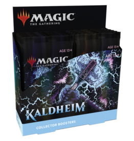 Wizards of the Coast MTG: Kaldheim Collector Bstr (Box)