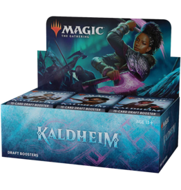 Wizards of the Coast MTG: Kaldheim Draft Bstr (Box)