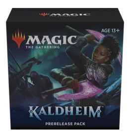 Wizards of the Coast MTG: Kaldheim PreRelease Kit