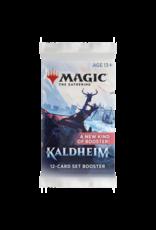 Wizards of the Coast MTG: Kaldheim Set Bstr