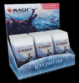Wizards of the Coast MTG: Kaldheim Set Bstr (Box)