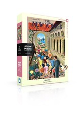 New York Puzzle Co Field Trip 500pc