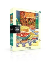 New York Puzzle Co Indian Cuisine 1000pc