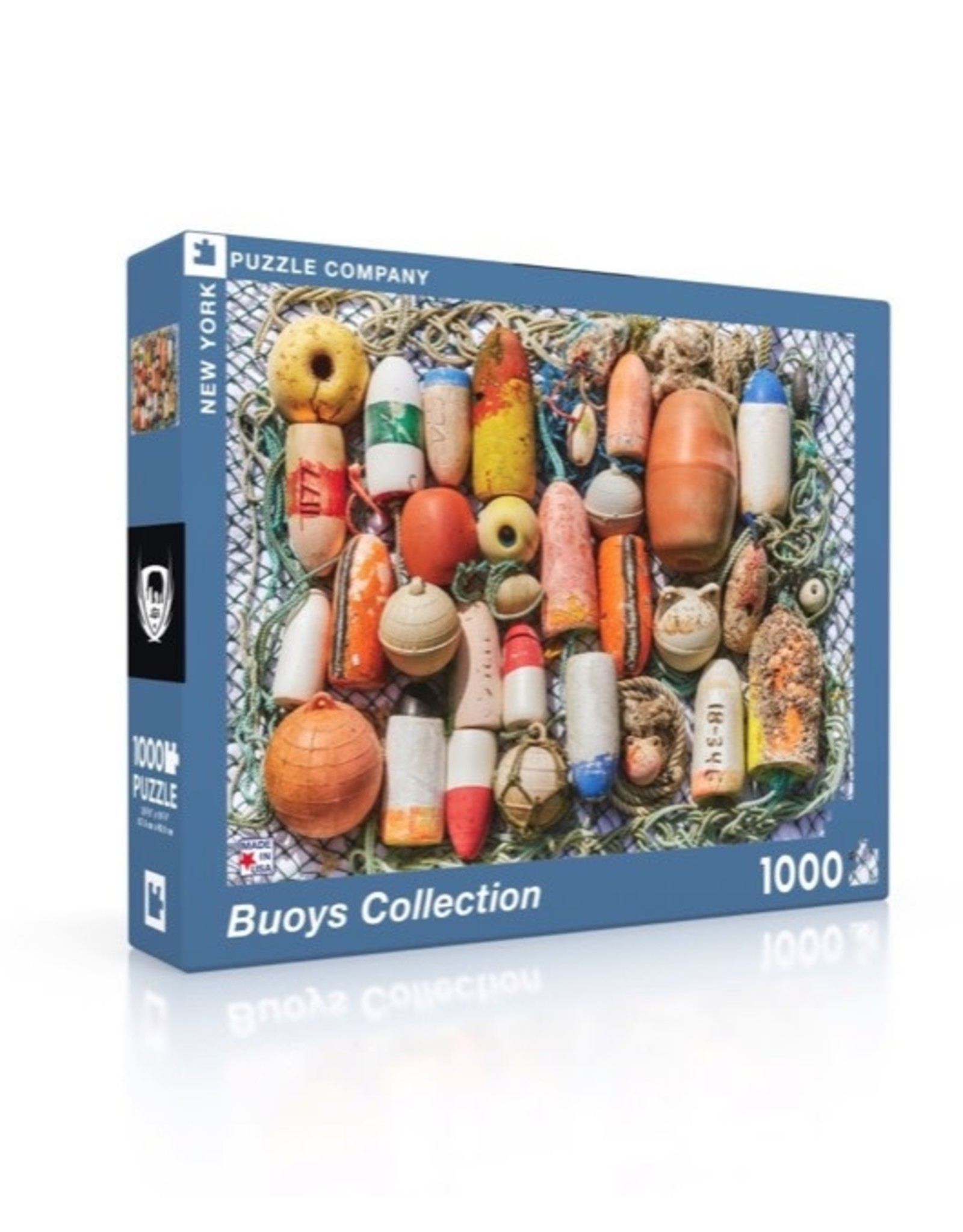 New York Puzzle Co Buoys Collection 1000pc