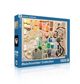 New York Puzzle Co Beachcomber Collection 1000pc