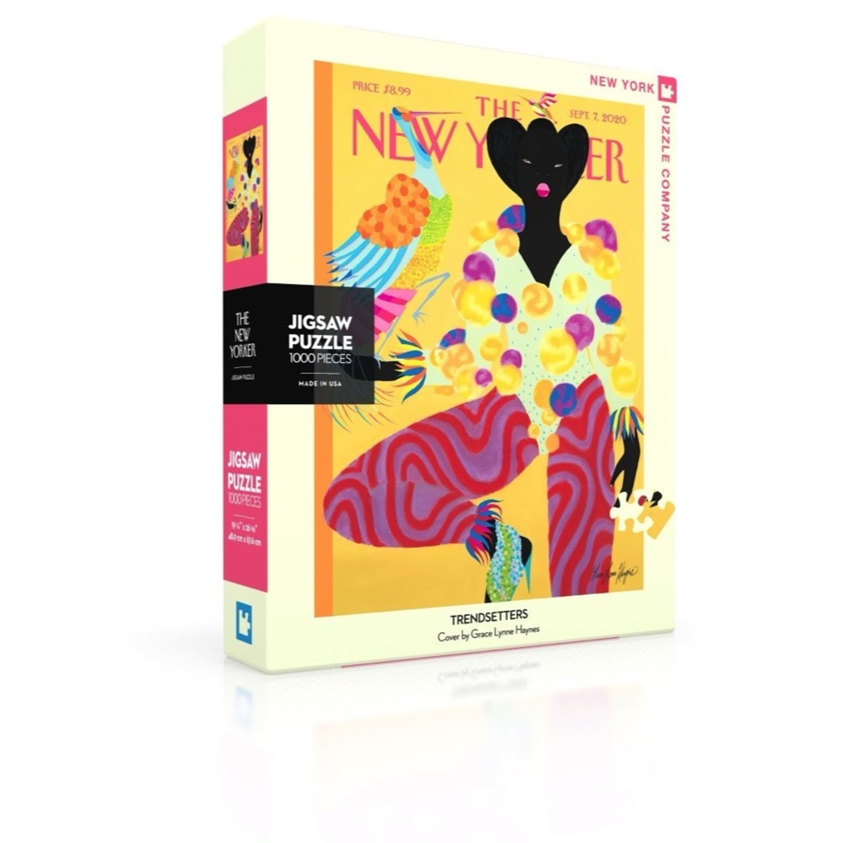 New York Puzzle Co Trendsetters 1000pc