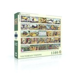 New York Puzzle Co Victorian Visions 1500pc