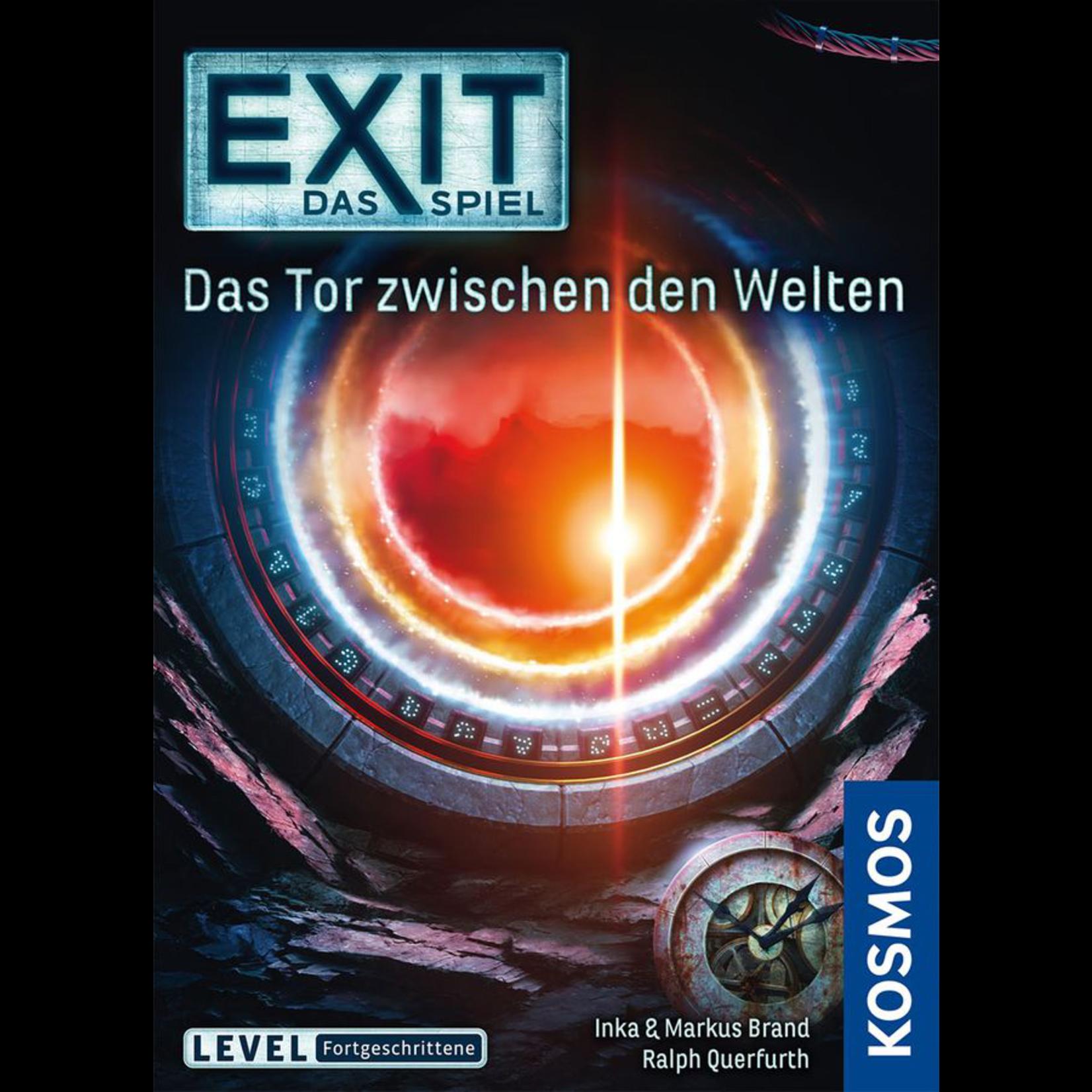 KOSMOS EXIT: Gate Between Worlds