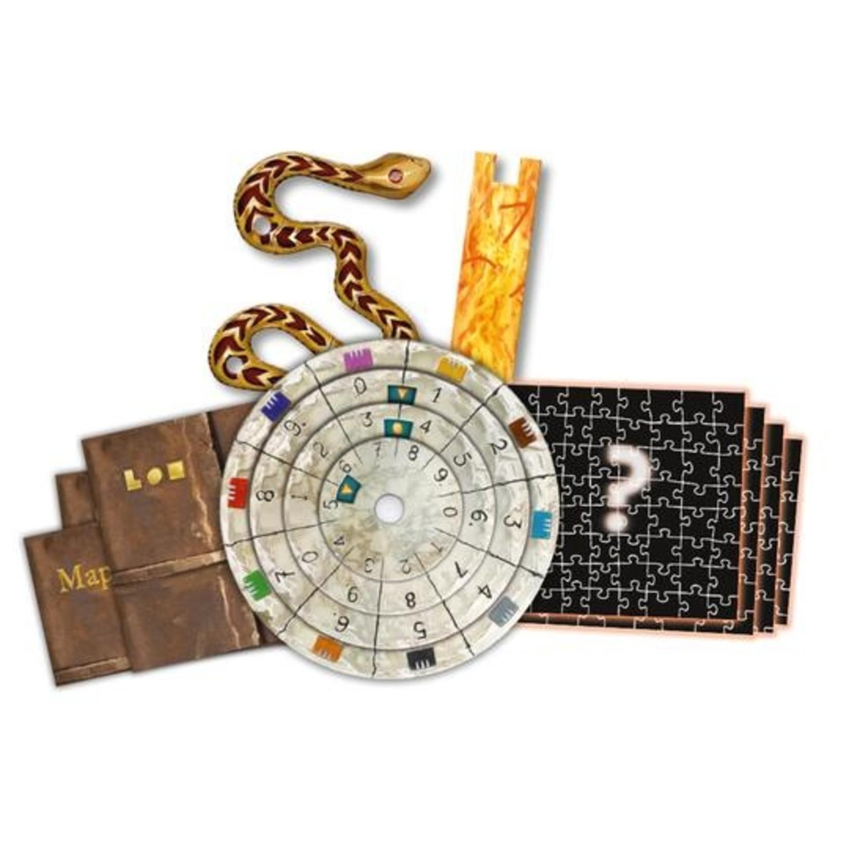 KOSMOS EXIT: Sacred Temple (puzzle)