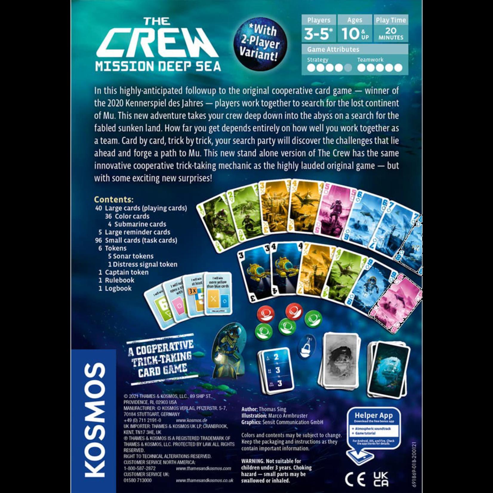 KOSMOS The Crew: Mission Deep Sea