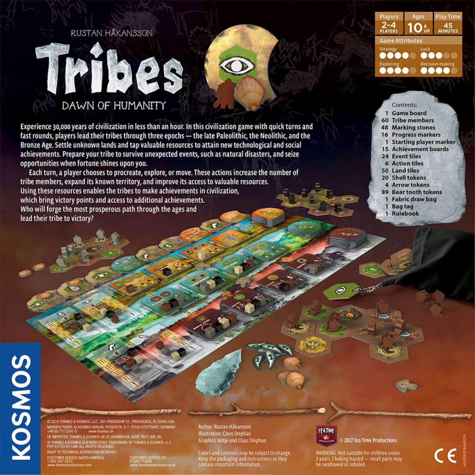 KOSMOS Tribes