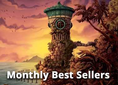 Monthly Best Sellers