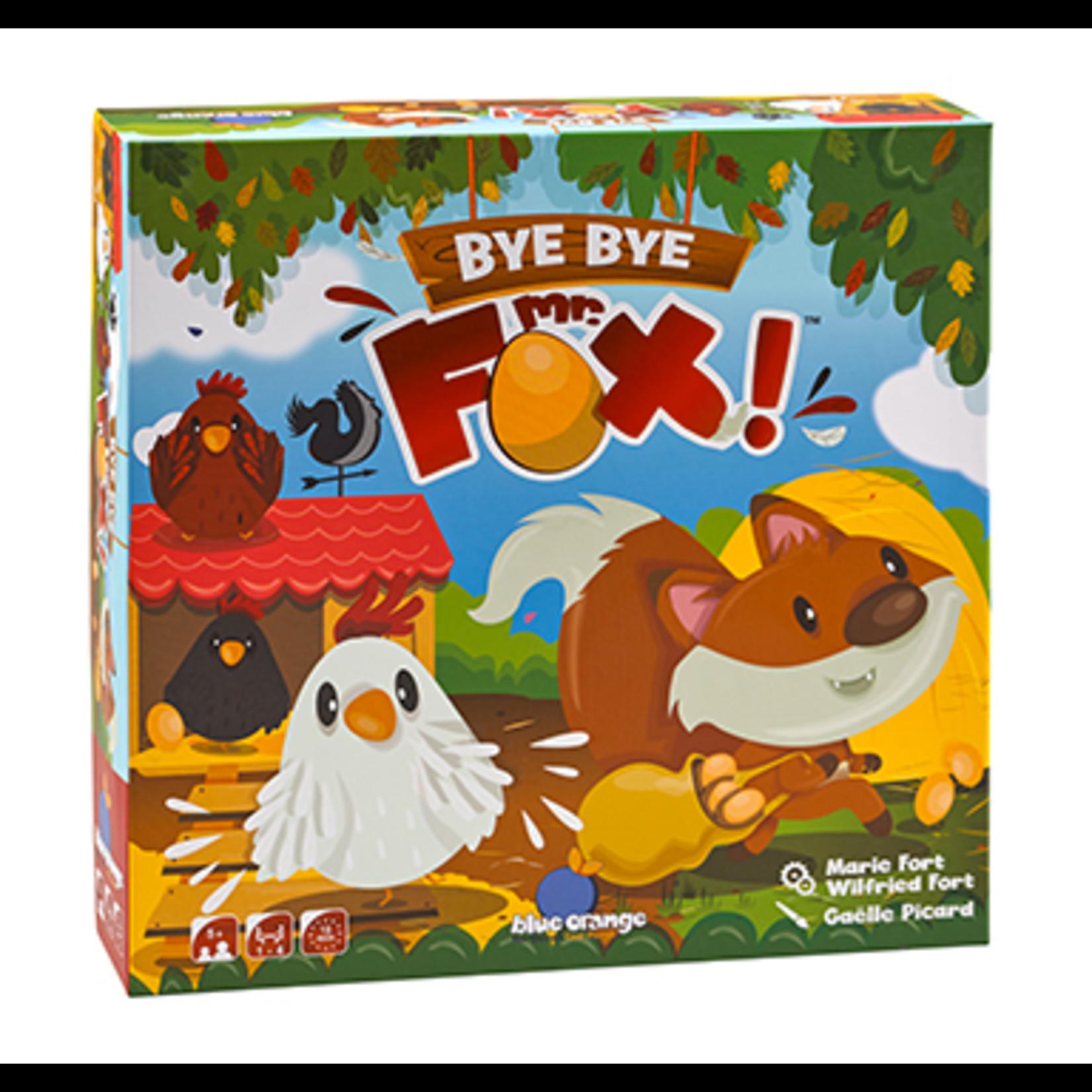 Blue Orange Games Bye Bye Mr Fox
