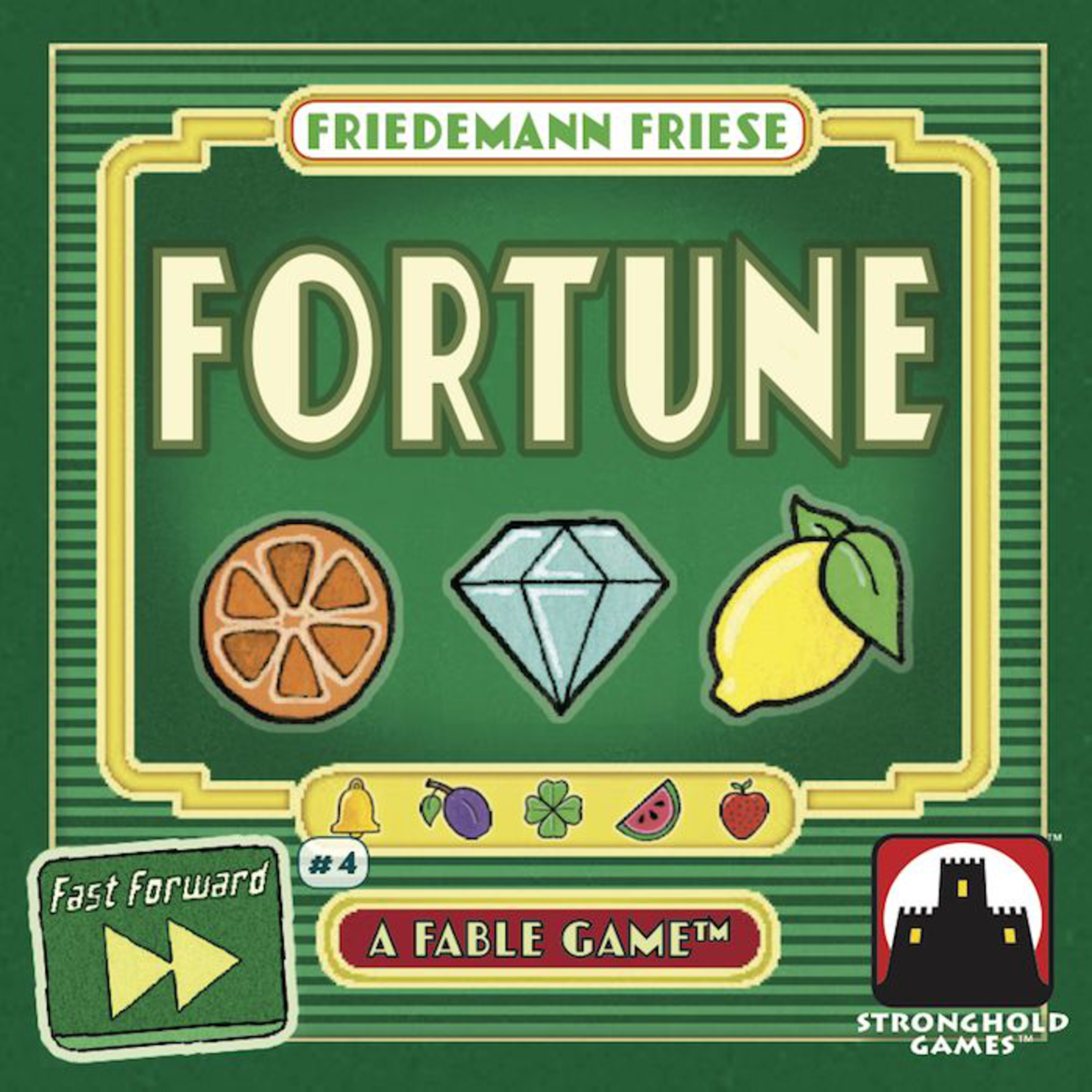 Stronghold Games Fortune