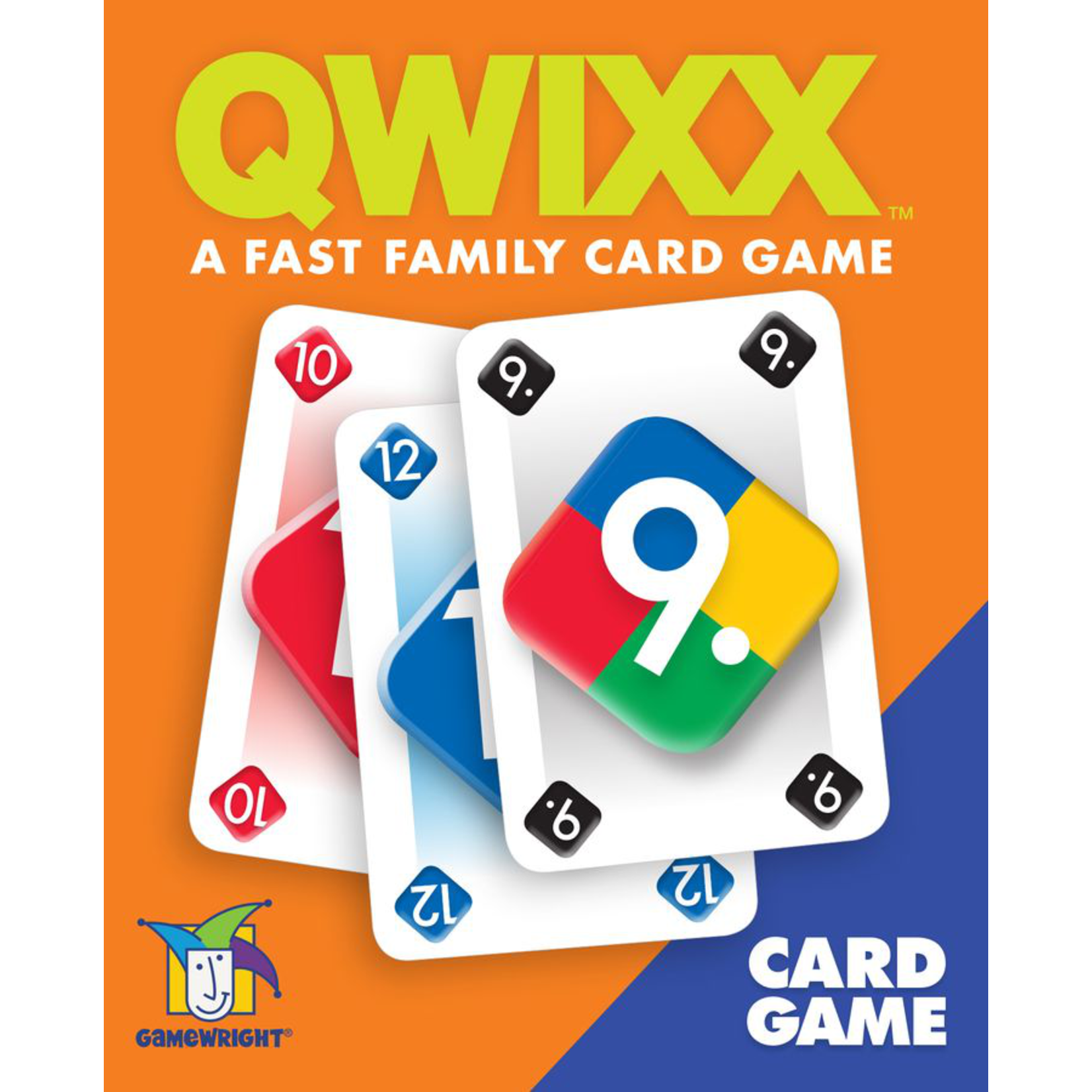 GameWright Qwixx Card Game
