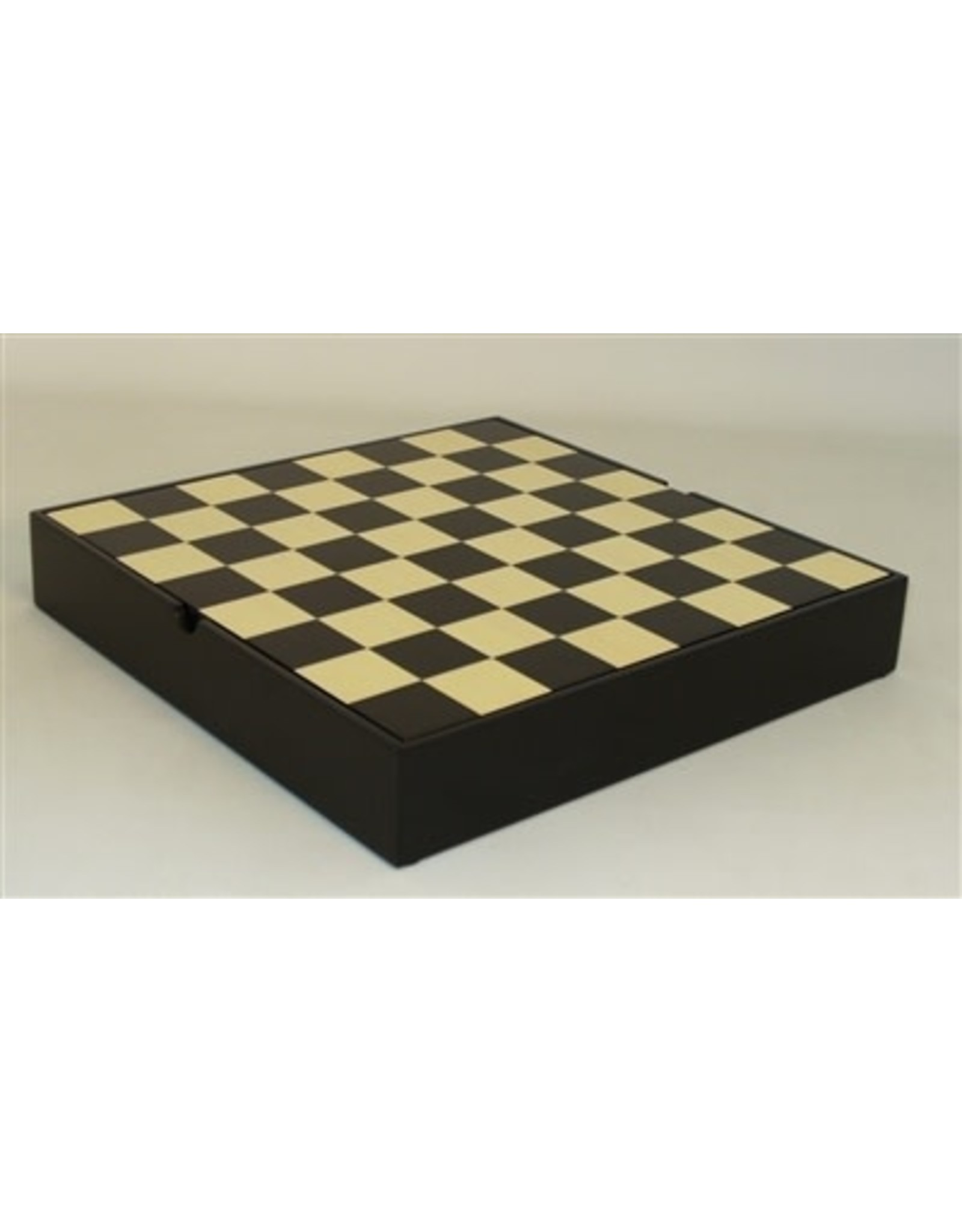 """Worldwise Imports CHESS BD: Sm Black Chest (13"""")"""