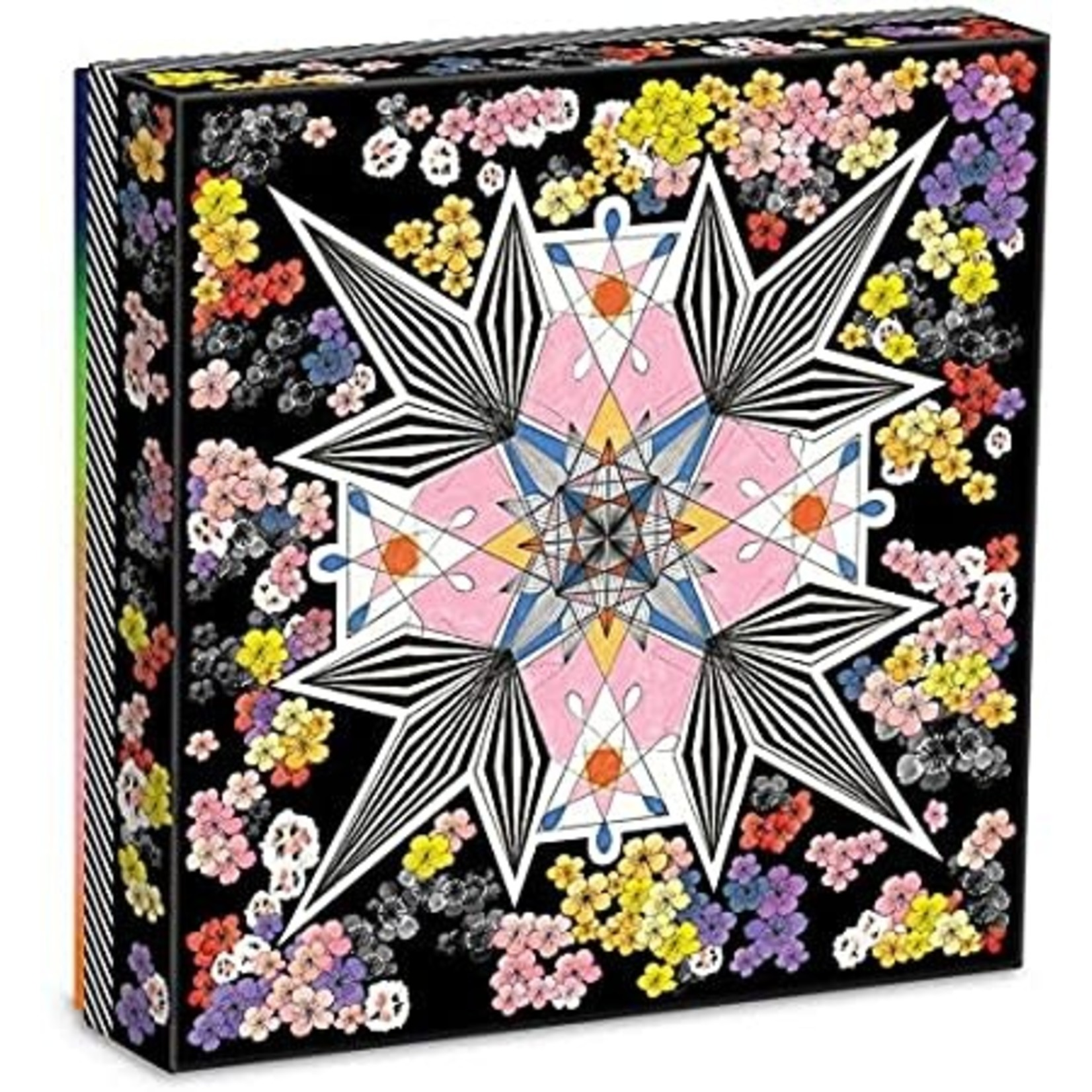Galison Flowers Galaxy CL DS 500pc
