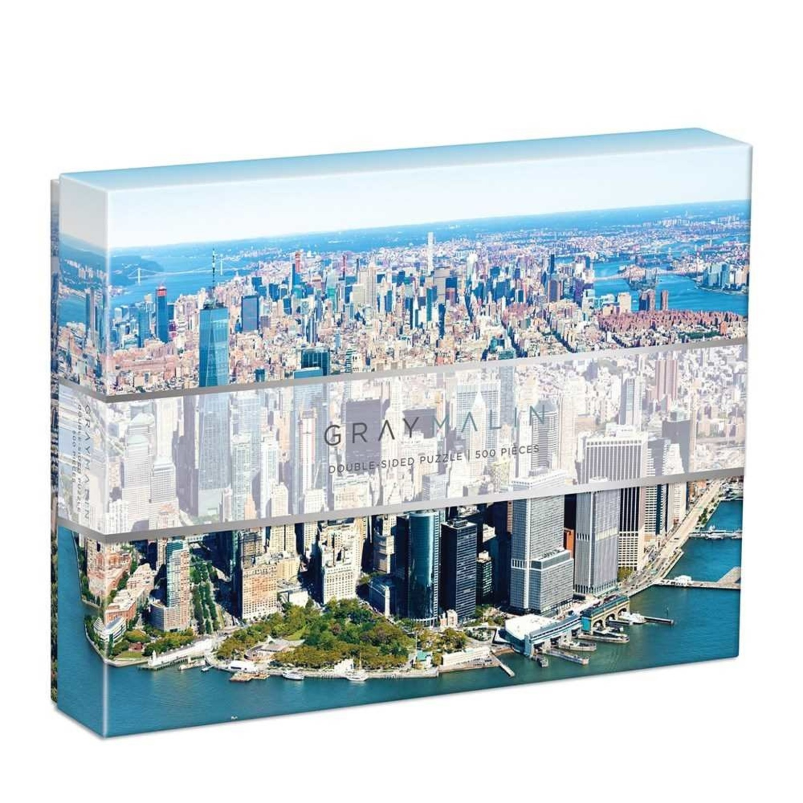 Galison New York City Malin DS 500pc